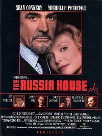 The Russia House - 43 x 62 Movie Poster - Bus Shelter Style B