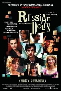 The Russian Dolls - 11 x 17 Movie Poster - Style A