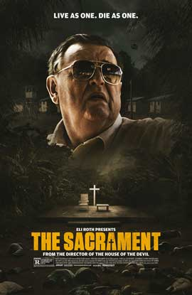 The Sacrament - 27 x 40 Movie Poster - Style A