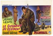 The Sad Sack - 11 x 17 Movie Poster - Belgian Style A