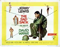 The Sad Sack - 30 x 40 Movie Poster UK - Style A