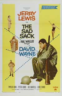 The Sad Sack - 27 x 40 Movie Poster - Style A