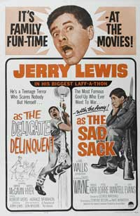 The Sad Sack - 27 x 40 Movie Poster - Style B