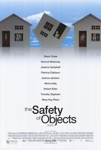 The Safety of Objects - 11 x 17 Movie Poster - Style B