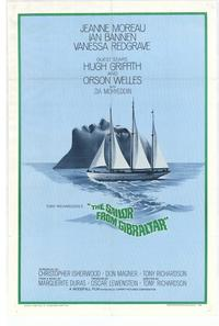 The Sailor From Gibraltar - 27 x 40 Movie Poster - Style A