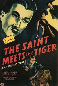 The Saint Meets the Tiger - 27 x 40 Movie Poster - Style A