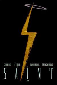 The Saint - 11 x 17 Movie Poster - Style B