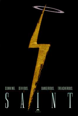 The Saint - 11 x 17 Movie Poster - Style C