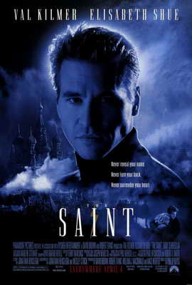The Saint - 27 x 40 Movie Poster - Style A