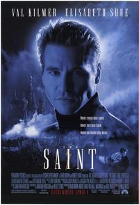 The Saint - 43 x 62 Movie Poster - Bus Shelter Style A