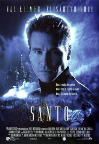 The Saint - 11 x 17 Movie Poster - Spanish Style A