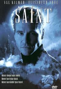 The Saint - 11 x 17 Movie Poster - Korean Style A