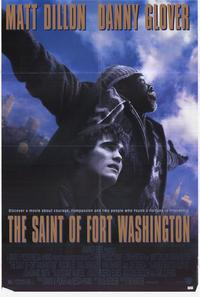 The Saint of Fort Washington - 27 x 40 Movie Poster - Style A
