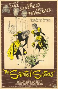 The Sainted Sisters - 11 x 17 Movie Poster - Style A