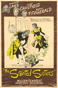 The Sainted Sisters - 27 x 40 Movie Poster - Style A