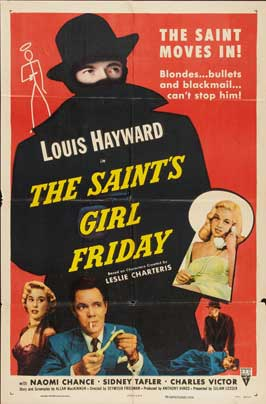 The Saints Girl Friday - 27 x 40 Movie Poster - Style A