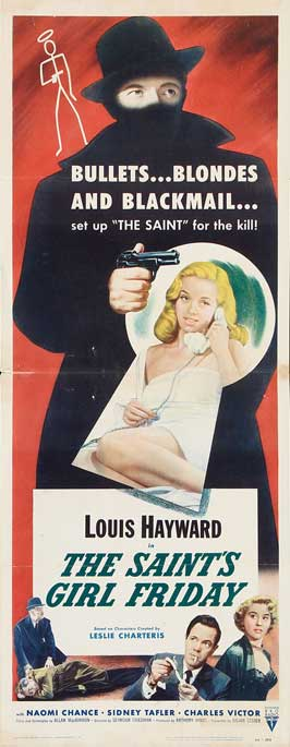The Saints Girl Friday - 14 x 36 Movie Poster - Insert Style A