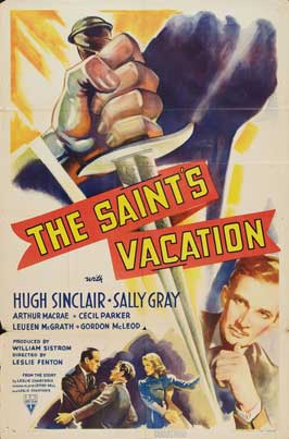 The Saints Vacation - 27 x 40 Movie Poster - Style A