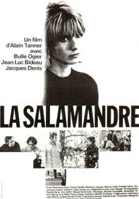 The Salamander - 11 x 17 Movie Poster - French Style A