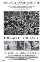 """The Salt of the Earth"" Movie Poster"