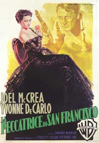 The San Francisco Story - 43 x 62 Movie Poster - Italian Style A