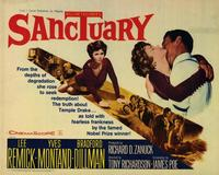 Sanctuary - 22 x 28 Movie Poster - Half Sheet Style A