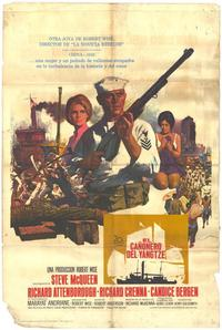 The Sand Pebbles - 11 x 17 Movie Poster - Spanish Style A