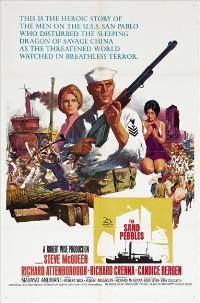 The Sand Pebbles - 43 x 62 Movie Poster - Bus Shelter Style A