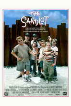 """The Sandlot"" Movie Poster"