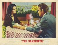 The Sandpiper - 11 x 14 Movie Poster - Style B