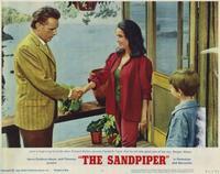 The Sandpiper - 11 x 14 Movie Poster - Style F