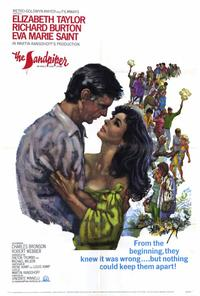 The Sandpiper - 27 x 40 Movie Poster - Style A