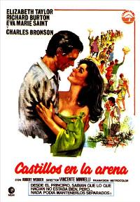 The Sandpiper - 11 x 17 Movie Poster - Spanish Style A