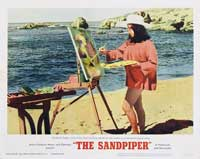 The Sandpiper - 11 x 14 Movie Poster - Style D