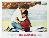 The Sandpiper - 11 x 14 Movie Poster - Style H