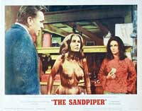 The Sandpiper - 11 x 14 Movie Poster - Style G