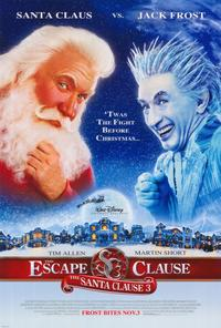 The Santa Clause 3: The Escape Clause - 27 x 40 Movie Poster - Style A