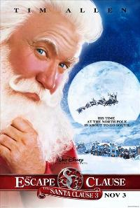 The Santa Clause 3: The Escape Clause - 27 x 40 Movie Poster - Style B