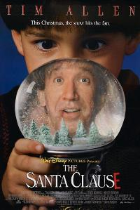 The Santa Clause - 27 x 40 Movie Poster - Style D