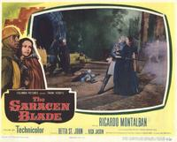 The Saracen Blade - 11 x 14 Movie Poster - Style A