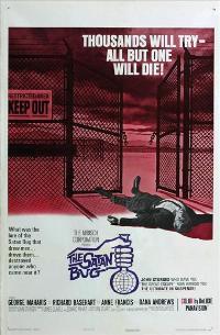 The Satan Bug - 11 x 17 Movie Poster - Style B