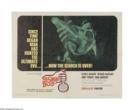 The Satan Bug - 11 x 14 Movie Poster - Style B