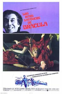 Count Dracula and His Vampire Bride - 11 x 17 Movie Poster - Spanish Style A