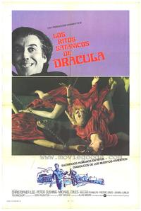 Count Dracula and His Vampire Bride - 27 x 40 Movie Poster - Spanish Style A