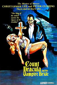 Count Dracula and His Vampire Bride - 11 x 17 Movie Poster - Style A