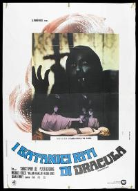 Count Dracula and His Vampire Bride - 43 x 62 Movie Poster - Italian Style A