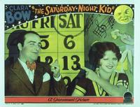 The Saturday Night Kid - 11 x 14 Movie Poster - Style A
