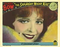 The Saturday Night Kid - 11 x 17 Movie Poster - Style C