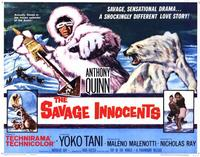 Savage Innocents - 11 x 14 Movie Poster - Style A