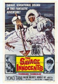 Savage Innocents - 27 x 40 Movie Poster - Style A